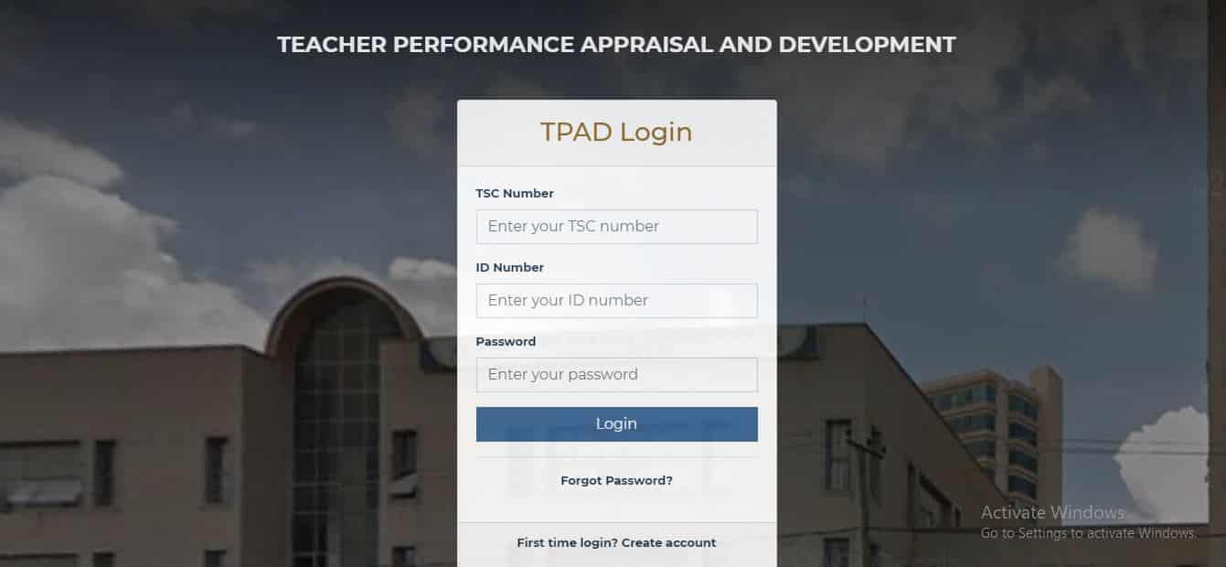 TSC Tpad2 Login