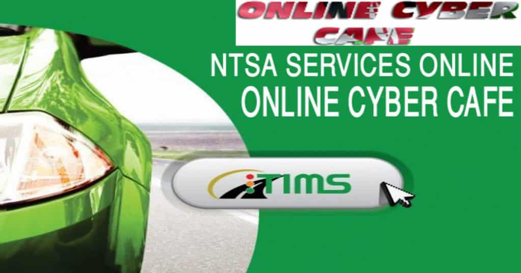 How to do a Ntsa Tims Change of Phone Number