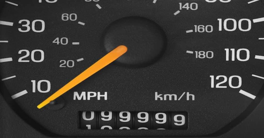 New Car Mileage Check in Kenya