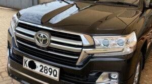 Latest Vehicle Registration Number In Kenya