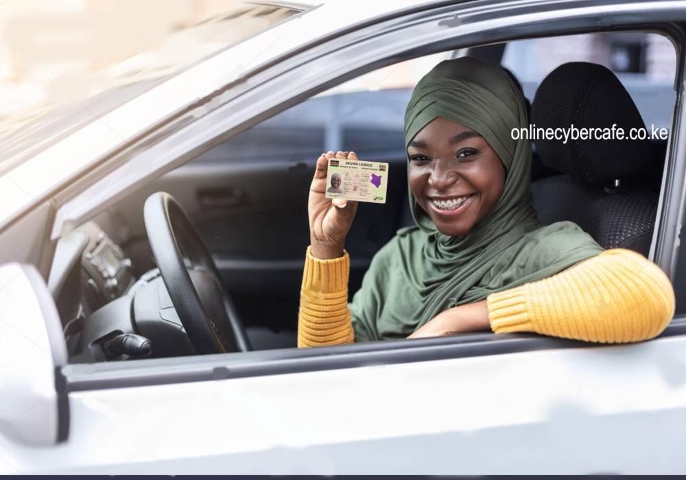 Driving License Application Procedure in Kenya