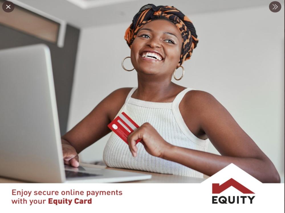 Equity bank Kenya Diaspora USA Account