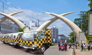 AA driving school Mombasa