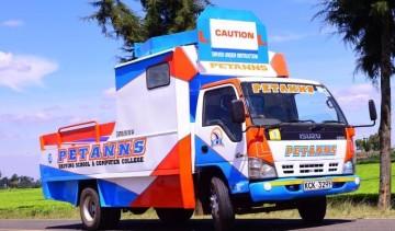 Petanns Driving School branches in Nairobi